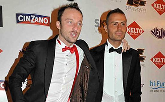 Francesco Facchinetti di nuovo papà: auguri da tutti tranne che da Daniele Battaglia, perché?