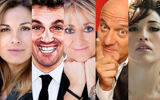 Italia's Got Talent: Claudio Bisio, Luciana Littizzetto, Frank Matano e Nina Zilli giudici, Vanessa Incontrada conduce