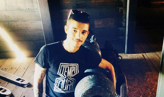 Moreno Donadoni ospite a Gulp Music, oggi sabato 23 agosto 2014 a partire dalle 13.45