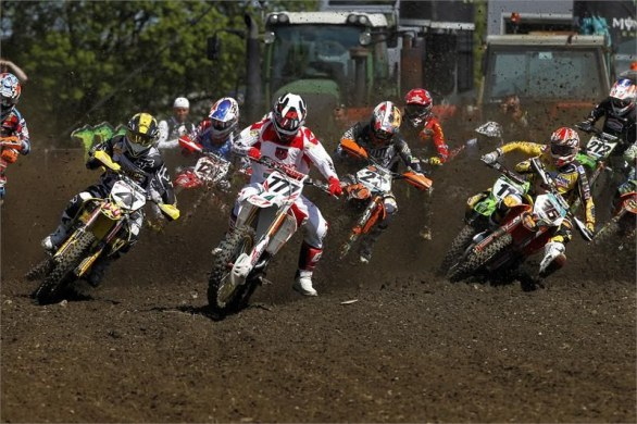 Motocross 2014, GP del Belgio in diretta tv e streaming: la gara