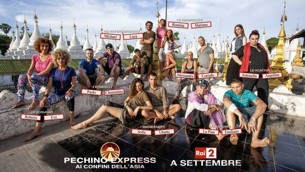 Pechino Express, anticipazioni 7 e 8 settembre 2014: stasera la prima puntata dell'adventure game, le info