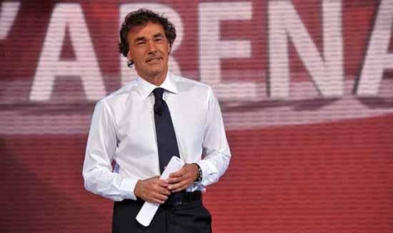 L'Arena di Massimo Giletti, anticipazioni prima puntata di oggi 28 settembre 2014