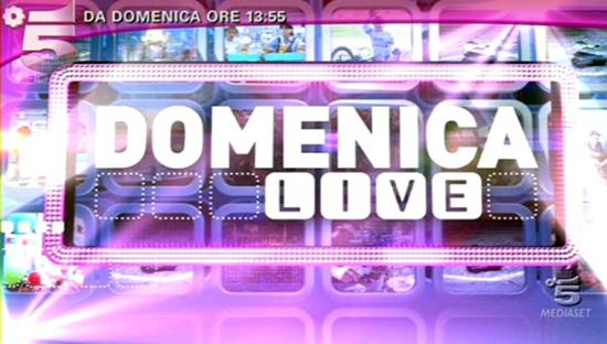 Domenica Live anticipazioni prima puntata 28 settembre 2014: Valeria Marini ospite