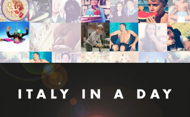 Italy in a day, il primo film collettivo italiano di Gabriele Salvatores, stasera su RaiTre