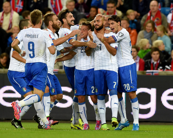 Ascolti Tv, 9 settembre 2014: Norvegia-Italia a 9,5 mln; Finalmente la felicità a 2,5 mln