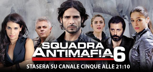 Squadra Antimafia 6, le anticipazioni di stasera 3 novembre 2014: dov'è il corpo di Calcaterra?