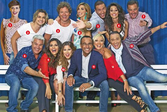 Tale e Quale Show 2014, anticipazioni: oggi 12 settembre 2014 prima puntata, giuria, cast e news duetti