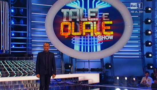 Ascolti Tv, 11 settembre 2015: Tale e Quale Show a 4,8 mln; Il Segreto a 3,5 mln