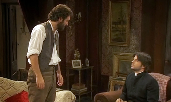 Il Segreto, anticipazioni di oggi 30 settembre 2014: Tristan chiede a Gonzalo di stargli lontano