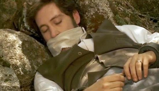 Il Segreto, anticipazioni puntata serale 7 settembre 2014: Tristan sta per essere rapito?