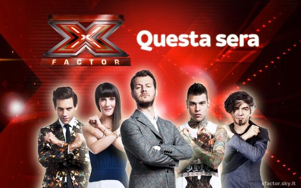 X Factor 8, ecco le anticipazioni della prima puntata di oggi 18 settembre 2014 su Sky Uno dalle 21.10