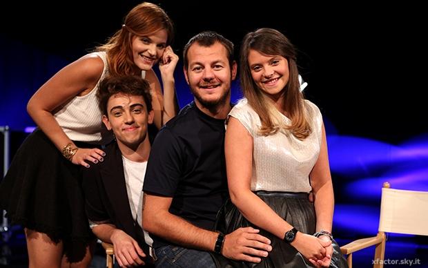 X Factor Story, stasera su Sky Uno con Francesca Michielin, Chiara Galiazzo e Michele Bravi