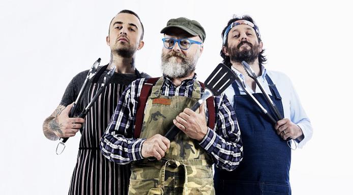 I Re della griglia: su DMAX il primo talent culinario al via stasera 27 ottobre