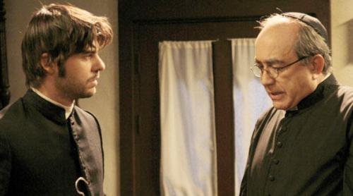 Il Segreto, anticipazioni oggi 8 ottobre 2014: Gonzalo confessa a Don Anselmo di essere Martin