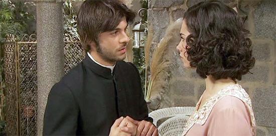 Il Segreto, anticipazioni puntata serale 24 ottobre 2014: Maria e Gonzalo decidono di essere solo amici
