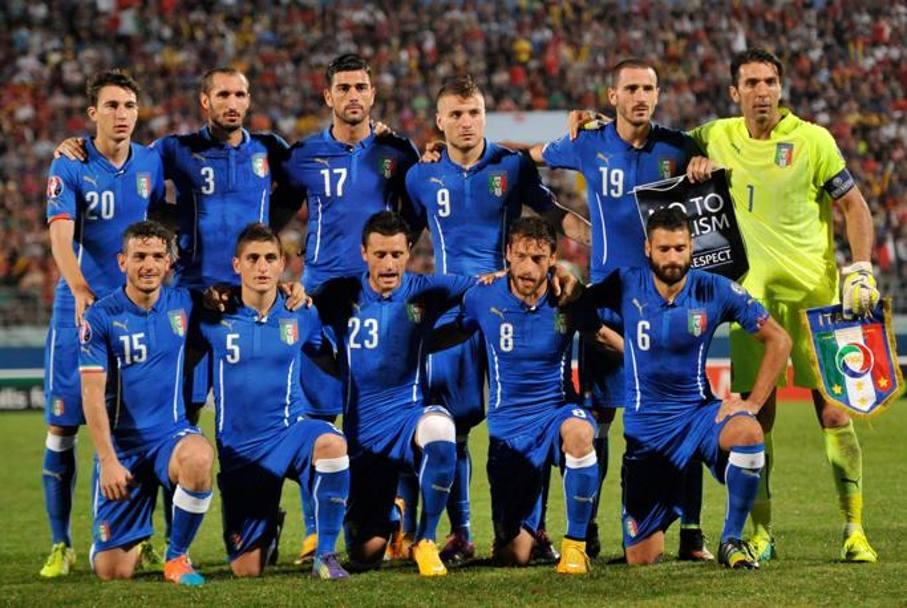Ascolti Tv, 13 ottobre 2014: Malta-Italia a 8 mln; La Papessa a 2,5 mln