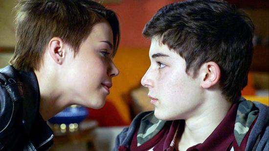 I Cesaroni 6, anticipazioni domenica 19 ottobre 2014: Mimmo scopre che Rudi ha baciato Irene