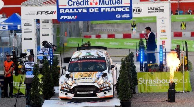 Rally Francia 2014 in diretta tv: programmazione completa 3-4-5 ottobre 2014