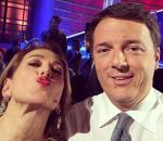 selfie-di-matteo-renzi-con-barbara-d-urso