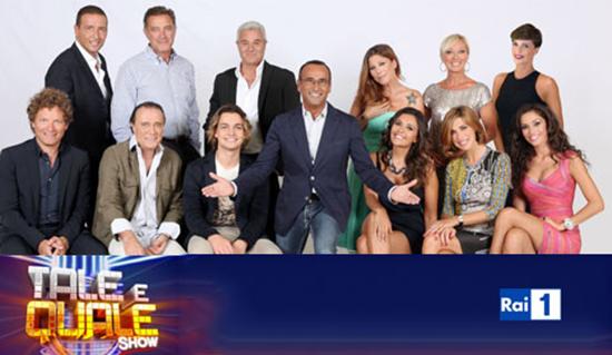 Tale e Quale Show 2014, anticipazioni: quarta puntata 3 ottobre, Gabriele Cirilli sarà il trio de Il Volo