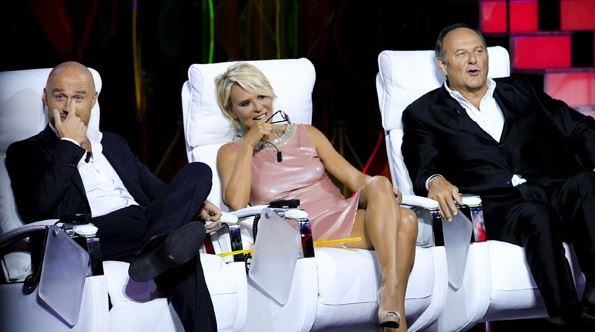 Tu si que vales, anticipazioni prima puntata 4 ottobre 2014: meccanismo di gioco, Francesco Totti quarto giudice