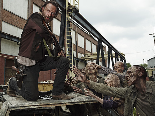 The Walking Dead 5: record di ascolti per la prima puntata