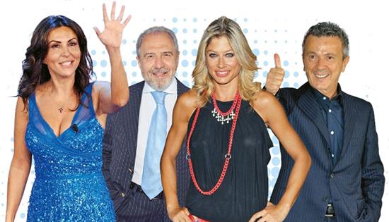 Agon Channel dall'1 dicembre in Italia con Sabrina Ferilli, Simona Ventura, Pupo e Maddalena Corvaglia