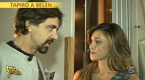 Belen Rodriguez e nuovo Tapiro d'Oro: Mariana, la rivale che sta simpatica a Barbara d'Urso