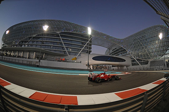 GP di Abu Dhabi di Formula 1 2014 in tv: l'ultimo atto in diretta Sky, Rai e streaming