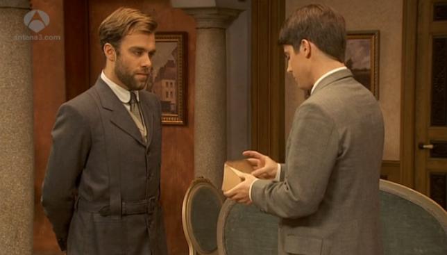 Il Segreto, anticipazioni puntata 17 novembre 2014: Luis minacciato da Fernando, Soledad vuole aiutarlo