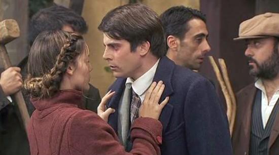 Anticipazioni Il Segreto, 13 novembre 2014: Luis rapito per conto di Olmo