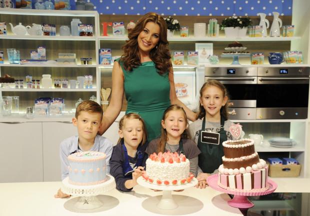 Mamma che torta!, da oggi su La5 il nuovo programma dedicato ai dolci con Samya Abbary e Alessandro Capotosti
