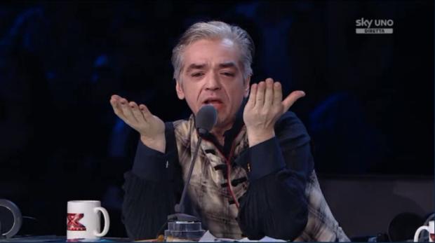 Morgan torna a X Factor 8, Sky lo perdona in vista del quinto live show