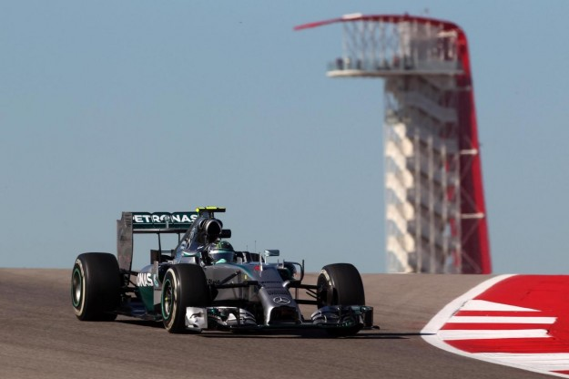 Formula 1, GP USA 2014: la gara in diretta tv e streaming su Sky e Rai