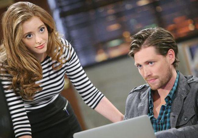 Beautiful anticipazioni puntata 2 dicembre 2014 e replica streaming: Aly innamorata di Oliver