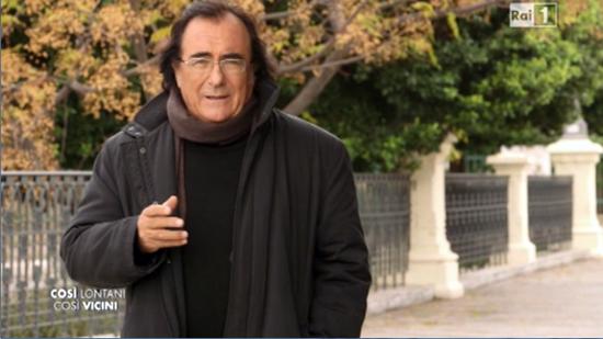Anticipazioni Così Lontani Così Vicini del 27 ottobre: Al Bano e Paola Perego, le storie e info streaming
