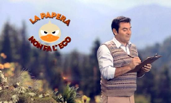 La Papera Non Fa L'Eco, anticipazioni terza puntata 1 dicembre 2014: ospiti e diretta streaming
