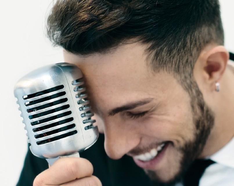 Marco Carta ospite a Gulp Music, puntata di oggi sabato 20 dicembre 2014