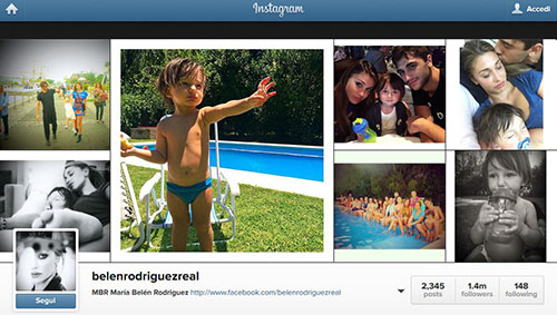 I Vip più social del 2014: Belen Rodriguez regina di Instagram, Emma Marrone e Fedez tra gli altri