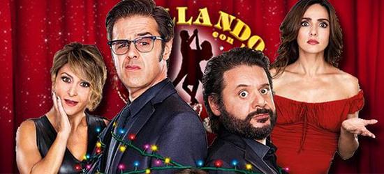 Ballando con le stelle 2014, la finale del 6 dicembre: Ambra Angiolini, Lillo&Greg e Selvaggia Lucarelli ospiti