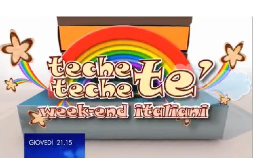 Techetechetè week-end italiani: lo speciale del 25 dicembre dedicato a sigle e personaggi del fine settimana