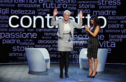 Anticipazioni Contratto: Sabrina Ferilli intervista Brigitte Nielsen, stasera su Agon Channel