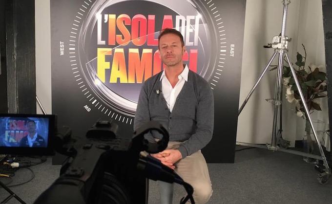 """Isola dei Famosi 2015, Rocco Siffredi: """"Ho bisogno di vincere la mia dipendenza, Fanny la più bella"""""""