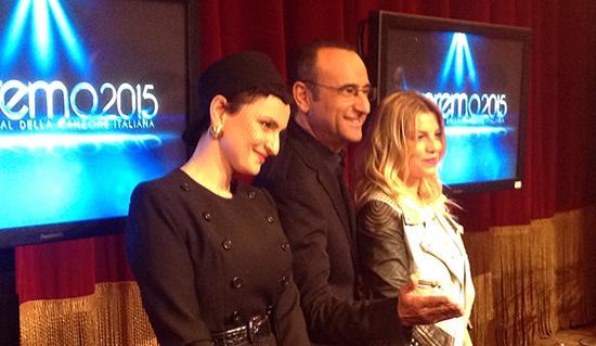 Sanremo News 2015: ecco a quanto ammonta il cachet di Carlo Conti, Emma Marrone e Arisa