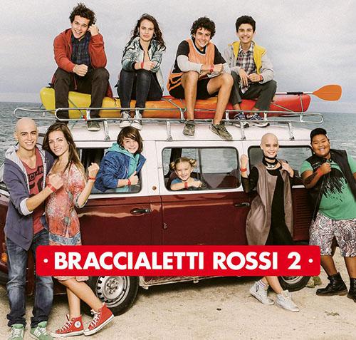 Braccialetti Rossi 2, da oggi la compilation con Emma e Alessandro Casillo: TRACKLIST