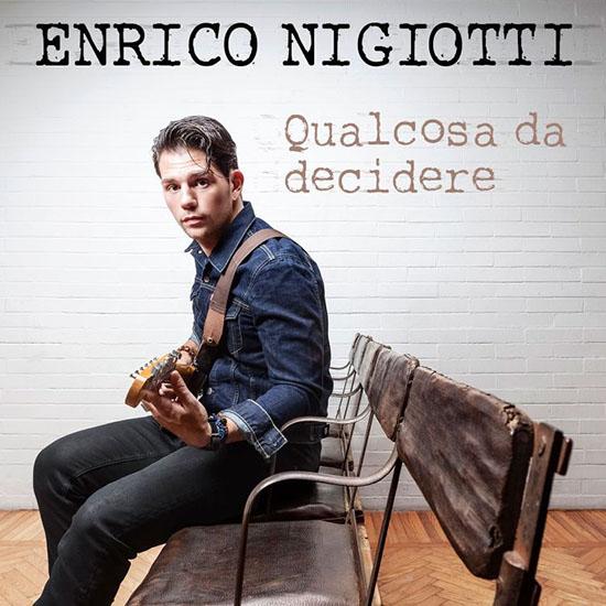 Enrico Nigiotti al Festival di Sanremo con Qualcosa da decidere, da oggi in radio: testo