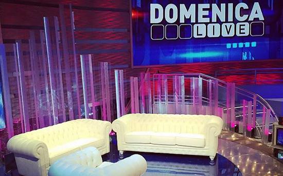 Anticipazioni Domenica Live 25 gennaio 2015: Raimondo Todaro e Giusy Versace ospiti, replica streaming