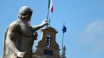 ITALY-POLITICS-PRESIDENTIAL PALACE