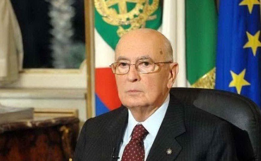 Dimissioni Giorgio Napolitano: programmazione Rai e Speciale Porta a Porta in prima serata