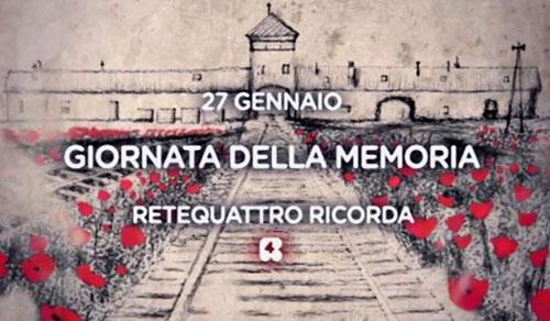 Giornata della Memoria 2015, programmazione Mediaset 26-31 gennaio: film, documentari e reportage